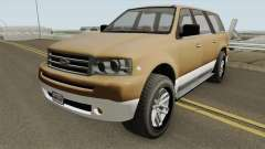 Vapid Prospector Normal V2 GTA V para GTA San Andreas