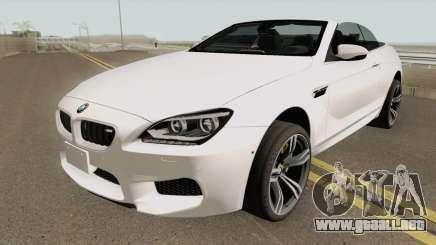 BMW M6 F12 para GTA San Andreas
