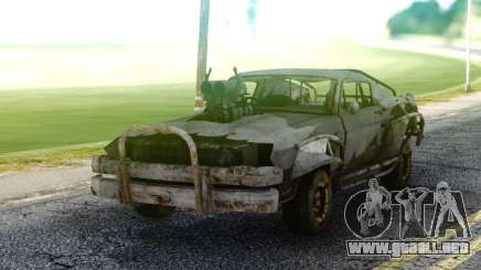 Argent Cavalier Mad Max para GTA San Andreas