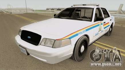 Ford Crown Victoria 2011 SASP RCPM para GTA San Andreas