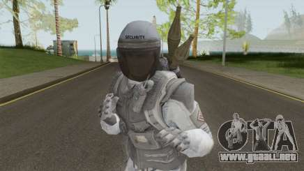 Grenade Thrower (Warface) para GTA San Andreas