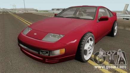 Nissan 300ZX 1992 para GTA San Andreas