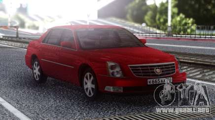 Cadillac DTS 2008 Sedan para GTA San Andreas