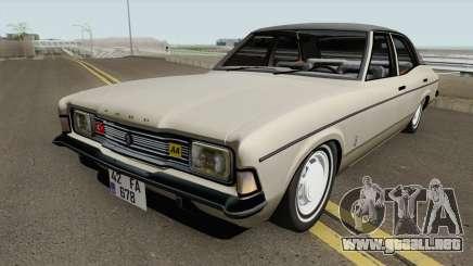 Ford Cortina Mk3 para GTA San Andreas
