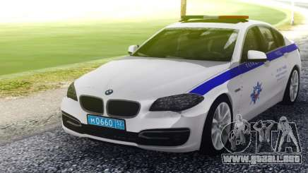BMW 530 TRÁFICO para GTA San Andreas
