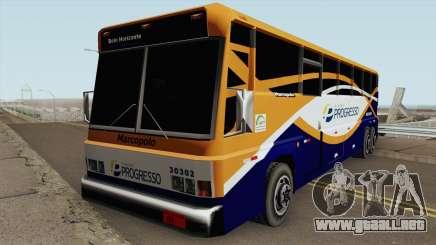Coach Onibus de Viagem TCGTABR para GTA San Andreas