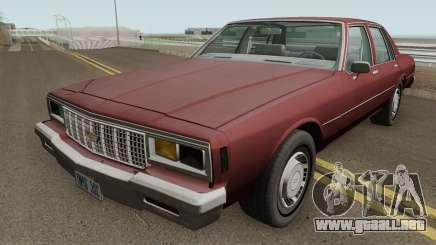 Chevrolet Impala (1980-1984) para GTA San Andreas