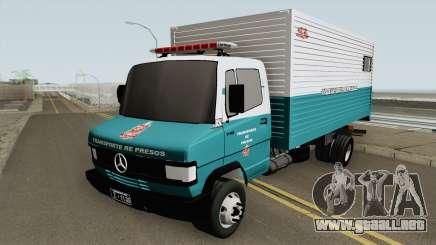 Mercedes-Benz 710 Transporte De Presos para GTA San Andreas