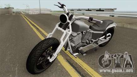 Western Motorcycle Wolfsbane GTA V HQ para GTA San Andreas