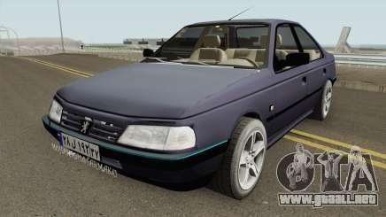 IKCO Peugeot 405 GLX para GTA San Andreas