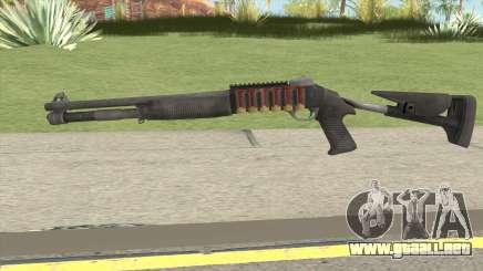 Rekoil Benelli M4 para GTA San Andreas