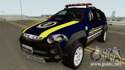 Fiat Palio Weekend Locker 2013 GM de BETIM para GTA San Andreas