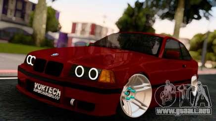 BMW M3 E36 Cherry para GTA San Andreas