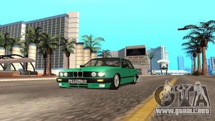 BMW 325 Calambres para GTA San Andreas