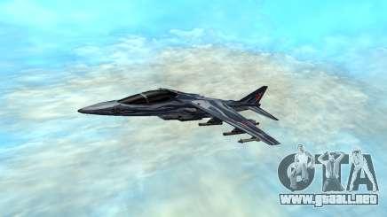 Hydra MiG-35 para GTA San Andreas