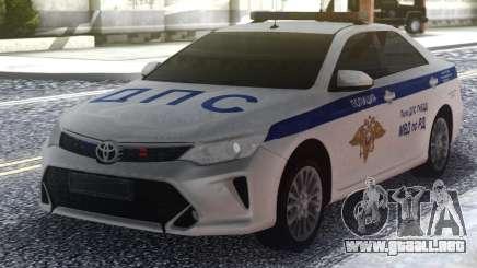 Toyota Camry V55 Police para GTA San Andreas