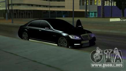 Mercedes-Benz S63 AMG [ARM] para GTA San Andreas