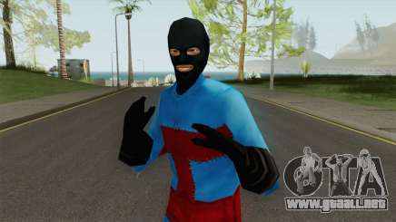 PS2 LCS Beta Toni Outfit 3 para GTA San Andreas