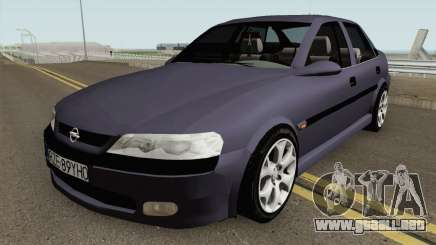 Opel Vectra B MQ para GTA San Andreas