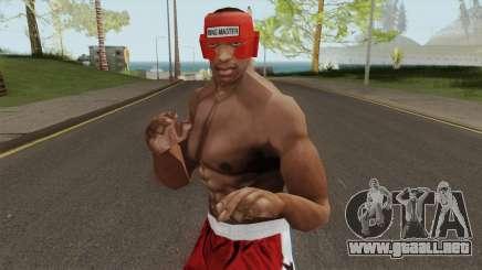 CJ Boxing Outfit (Ped) para GTA San Andreas