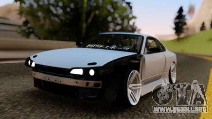 Nissan Silvia S15 Missle para GTA San Andreas