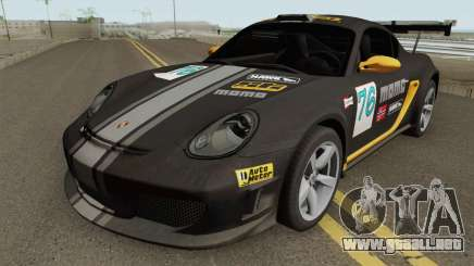 Porsche Cayman S 2006 para GTA San Andreas