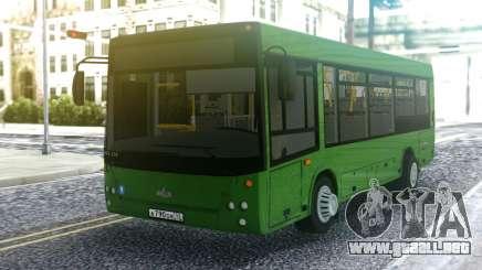 MAZ 206 Autobús para GTA San Andreas