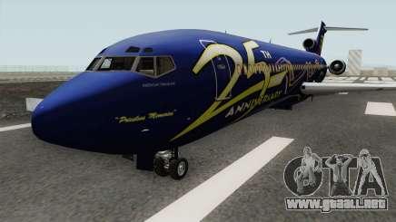 Boeing 727-200 American Trans Air para GTA San Andreas