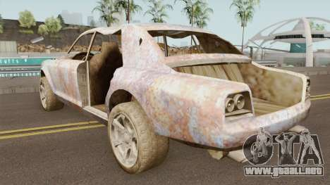 Rusty Enus Super Diamond GTA V para GTA San Andreas