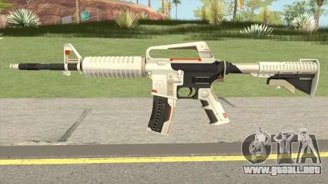 CS:GO M4A1 (Mecha Industries Skin) para GTA San Andreas