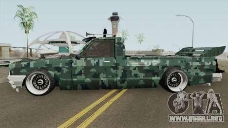 Mazda Full Tuning para GTA San Andreas