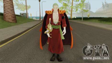 Roronoa Zoro V1 (One Piece Pirate Warrior 3) para GTA San Andreas