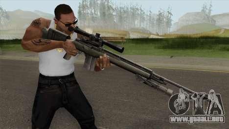Insurgency MIC M14 Sniper para GTA San Andreas
