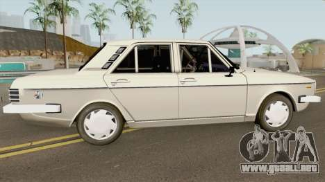 Ikco Peykan 57 para GTA San Andreas