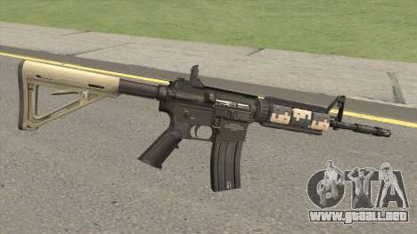 AR-15 Eagle para GTA San Andreas