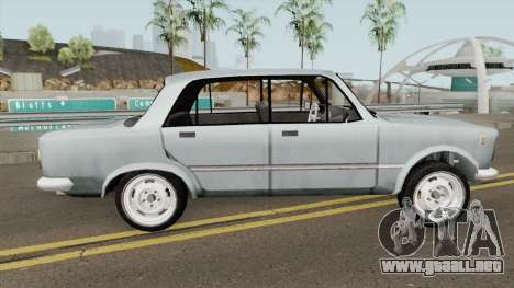 Fiat 125P Turkish para GTA San Andreas