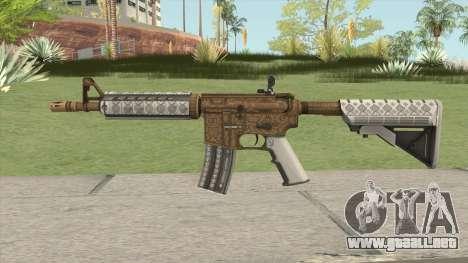 CS-GO M4A4 Royal Paladin para GTA San Andreas