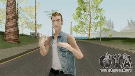 Paul HD With GTA Online Outfit para GTA San Andreas