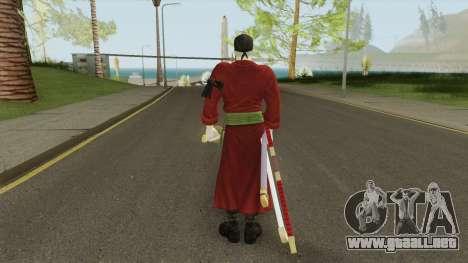 Roronoa Zoro V2 (One Piece Pirate Warrior 3) para GTA San Andreas