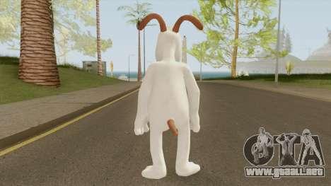 Gromit para GTA San Andreas