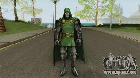Marvel Future Fight - Doctor Doom para GTA San Andreas