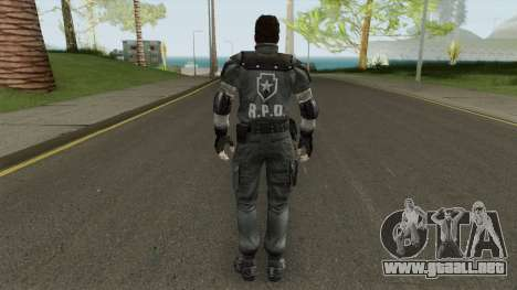 Claude Speed HD (RPD) para GTA San Andreas