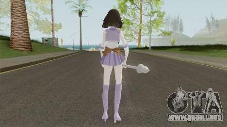 Sailor Saturn para GTA San Andreas