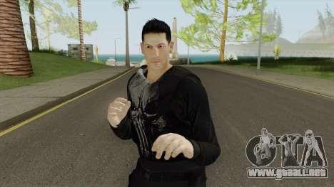 The Punisher para GTA San Andreas