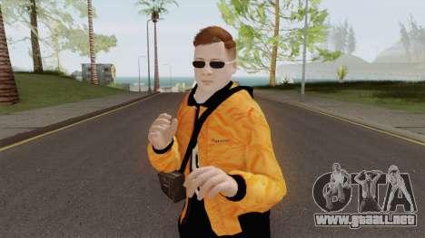 Gordinho Do Outfit V1 para GTA San Andreas