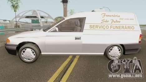 Opel Astra F Funeral Service para GTA San Andreas