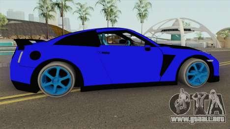 Nissan GT-R 2010 Catalina Tuning para GTA San Andreas