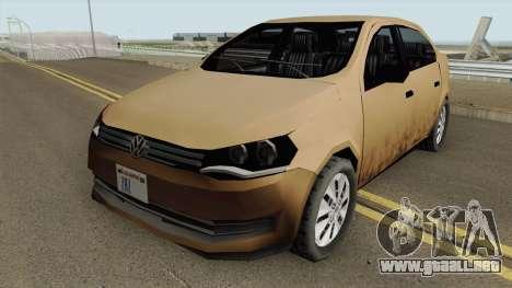 Volkswagen Voyage G6 Normal para GTA San Andreas
