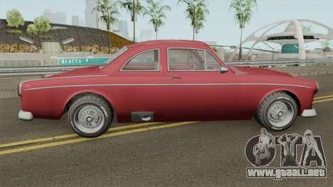 Vapid Clique GTA V IVF para GTA San Andreas