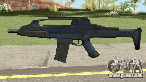 XM8 Compact V2 Blue para GTA San Andreas